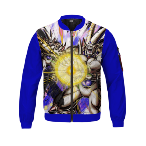 Dragon Ball Z Syn Shenron Powerful Graphic Design Bomber Jacket