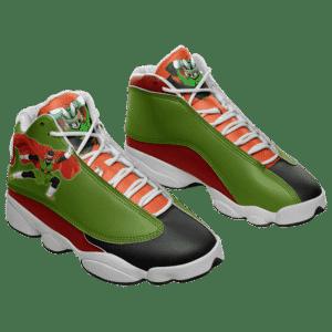 Dragon Ball Z The Great Saiyaman Basket Ball Sneakers