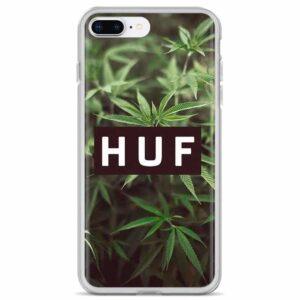 Huff & Puff Marijuana iPhone 12 (Mini, Pro & Pro Max) Cover