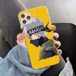 Kakashi Dope Fan Art iPhone 12 (Mini, Pro & Pro Max) Case