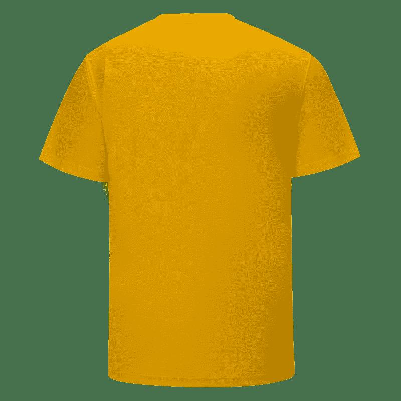 Marijuana Nike Inspired Air Jordan Sneaker Head Orange T-shirt