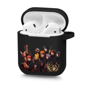 The Complete Powerful Akatsuki Villains Airpods Case