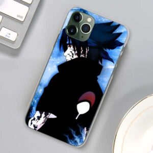 Young Sasuke Cursed Seal of Heaven iPhone 12 Cover