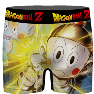 DBZ Chiaotzu Pointing At Wonderful You Cool Men's Boxer Brief