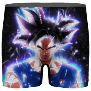 DBZ Goku Ultra Instinct All Over Print Men's Boxer Brief