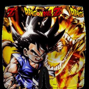 Dragon Ball GT Kid Goku Dope Dragon Men's Boxer Brief - back