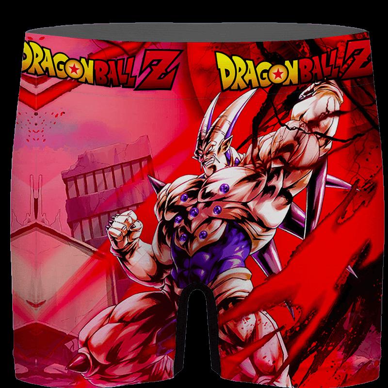 Dragon Ball GT Omega Shenron Awesome Red Men's Boxer