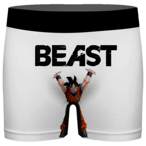 Dragon Ball Goku Spirit Bomb Beast Cool Men's Brief