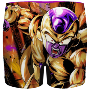 Dragon Ball Golden Frieza Surprised Dope Men's Underwear