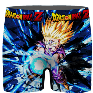 Dragon Ball Z Kid Gohan SSJ2 Cool Dope Men's Underwear