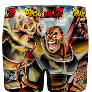 Dragon Ball Z Nappa General Of The Saiyan Army Amazing Men's Boxer