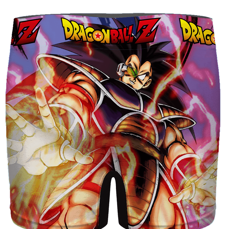 Dragon Ball Z Raditz Incredible Dope Artwork Awesome Men's Brief