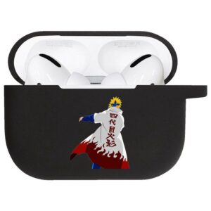 The Fourth Hokage Of Konoha Minato Namikaze Airpods Pro Case