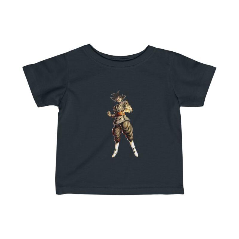 Dragon Ball Z Goku Black Base Form Awesome Infant T-shirt