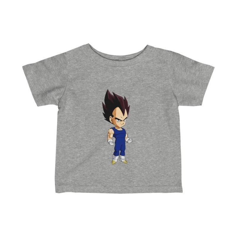 DBZ Vegeta Chibi Base Form Cute Awesome Infant T-shirt