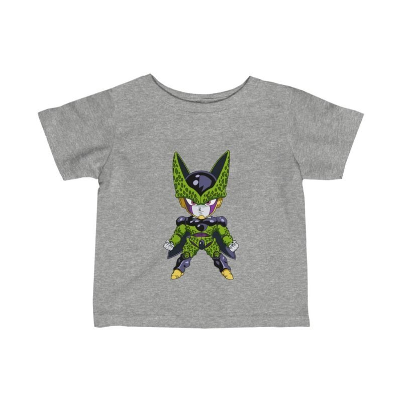 Dragon Ball Z Cute Chibi Cell Beautiful Infant T-shirt
