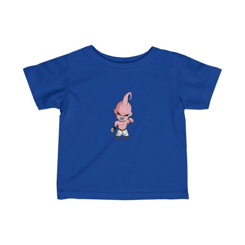 Dragon Ball Z Kid Buu Chibi Cute Infant T-shirt