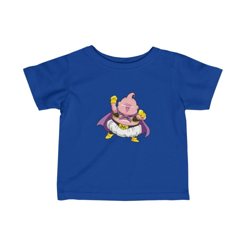 Dragon Ball Z Fat Buu Awesome Cute Infant T-shirt