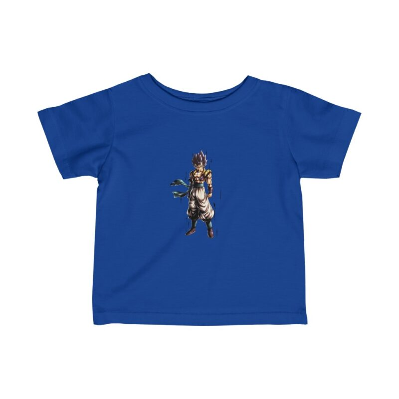 Dragon Ball Z Gogeta Epic Handsome Pose Dope Infant T-shirt