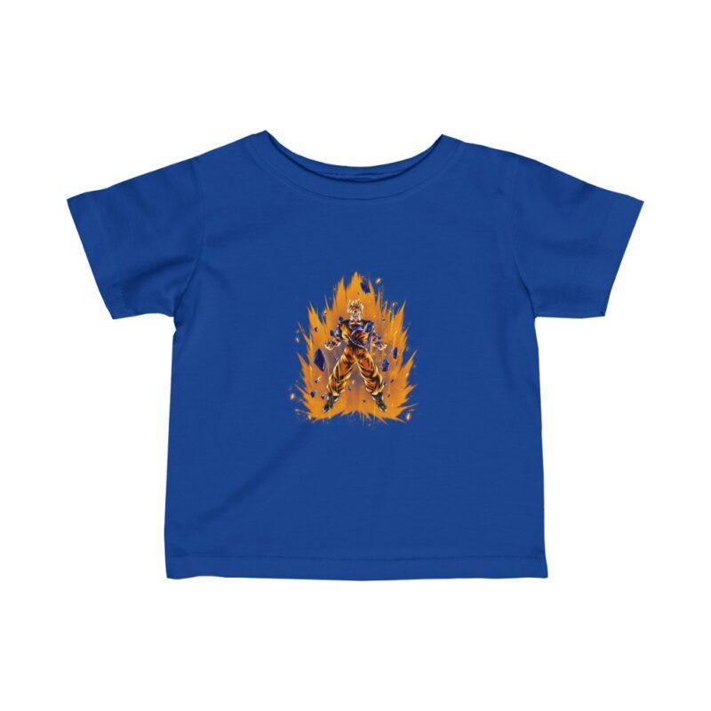 Dragon Ball Legends Future SSJ2 Gohan Awesome Infant T-shirt