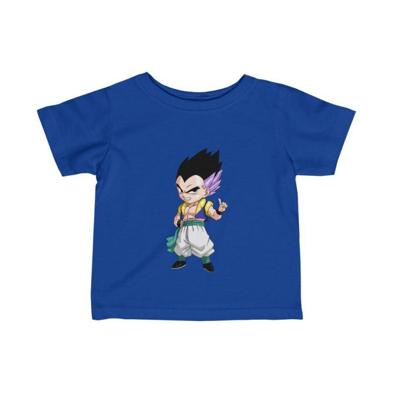 Dragon Ball Z Chibi Gotenks Base Form Cool Baby T-shirt
