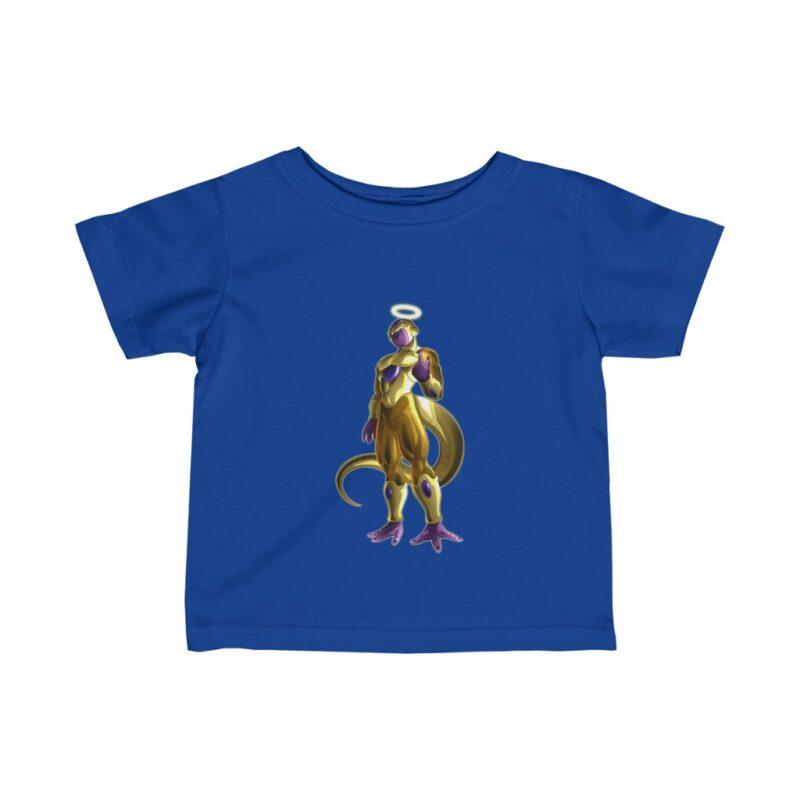Dragon Ball Z Golden Frieza HD Art Dope Baby T-shirt