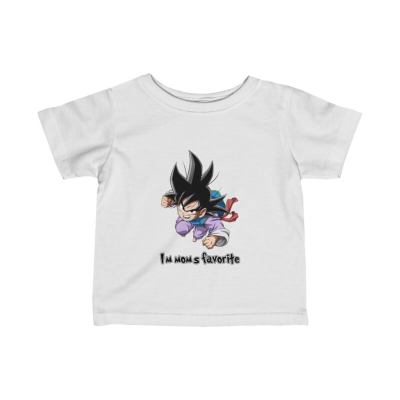 Dragon Ball Kid Goten Mom's Favorite Cute Infant T-shirt