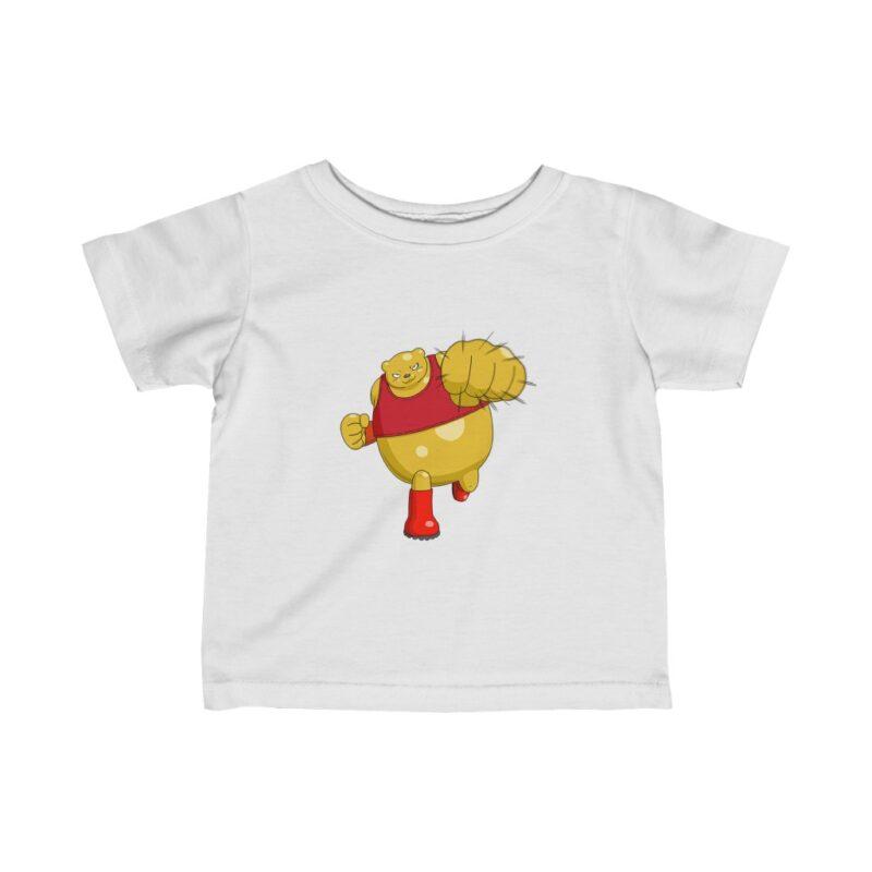 Dragon Ball Universe 6 Botamo Fist Bump Dope Infant T-shirt