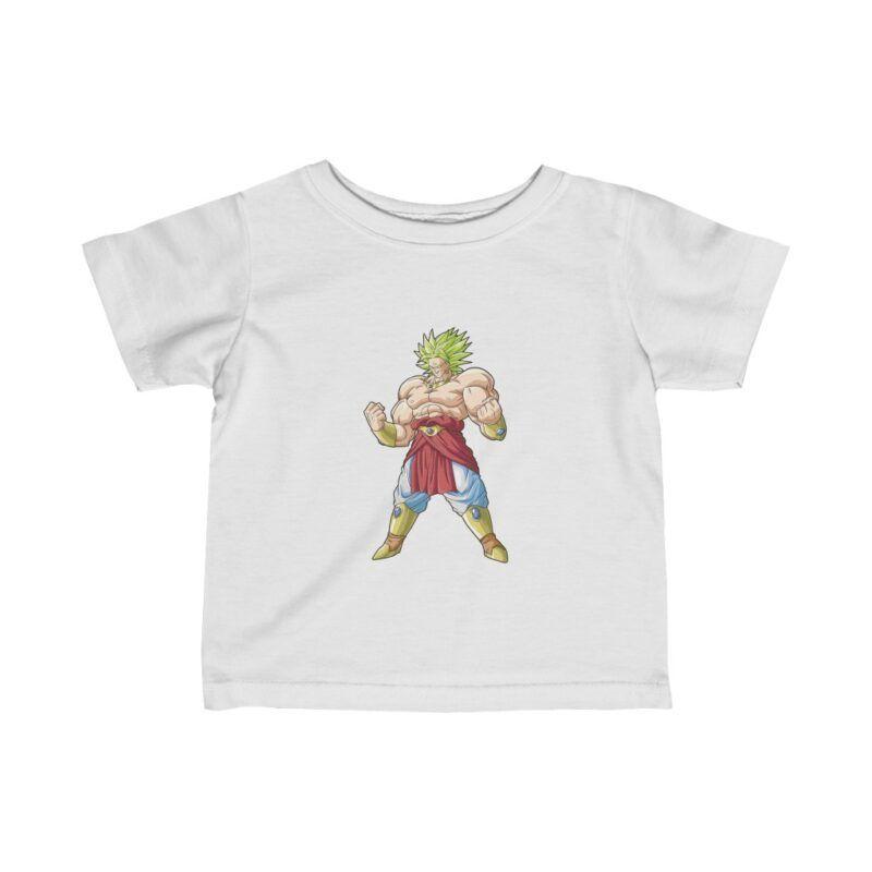 Dragon Ball Cool Broly Vector Amazing Infant T-shirt