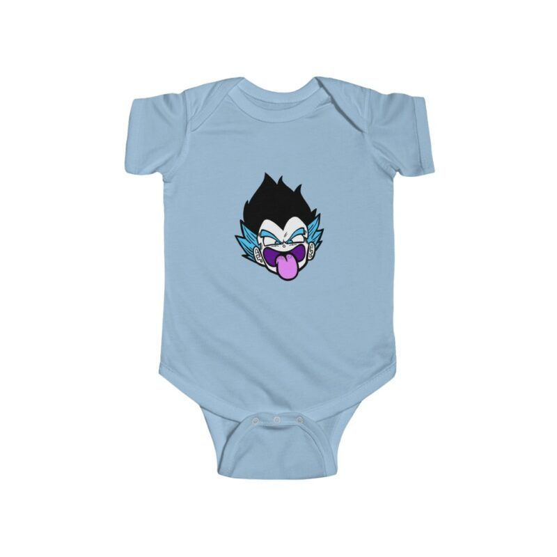 Dragon Ball Z Ghost Gotenks Cute Awesome Baby Onesie