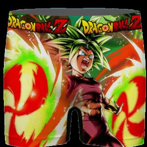 DBZ Caulifla Universe 6 Leader Of Saiyan Punks Men's Underwear