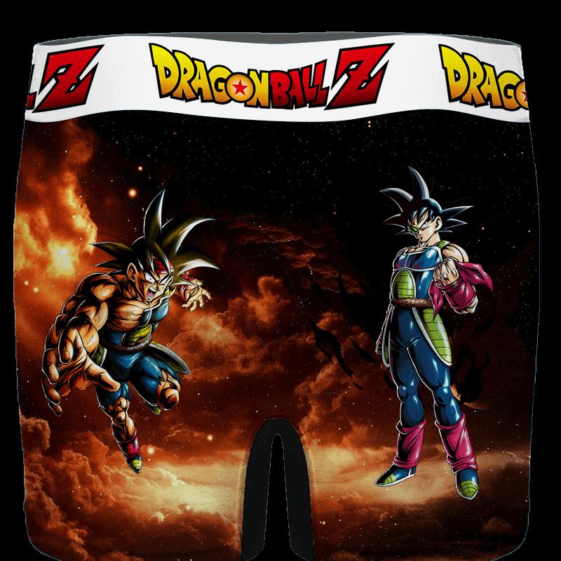 DBZ Bardock Father Of Raditz Goku Stupendous Men's Brief - back