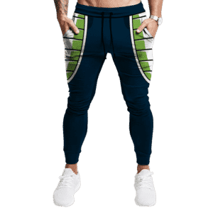 Dragon Ball Fighter Z Bardock Bottoms Cosplay Track Pants
