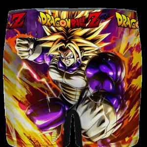 Dragon Ball Future Trunks Super Saiyan Amazing Men's Brief - back