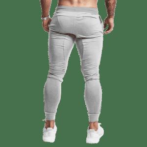 Dragon Ball Goku Ultra Instinct Logo Simple White Track Pants