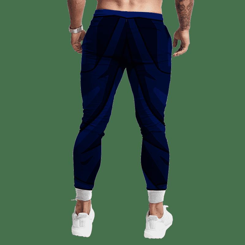 Dragon Ball Z Classic Vegito Bottom Cosplay Sweatpants Back