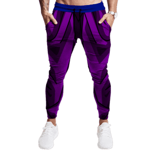 DBZ Teen Gohan Cell Sage Bottoms Cosplay Jogger Pants