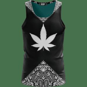 Legendary OG Kush Sativa Strain 420 Marijuana Dope Tank Top