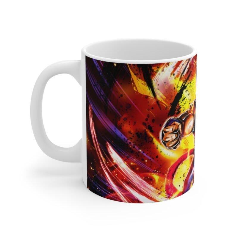 Dragon Ball Legends Shallot Super Saiyan God Coffee Mug
