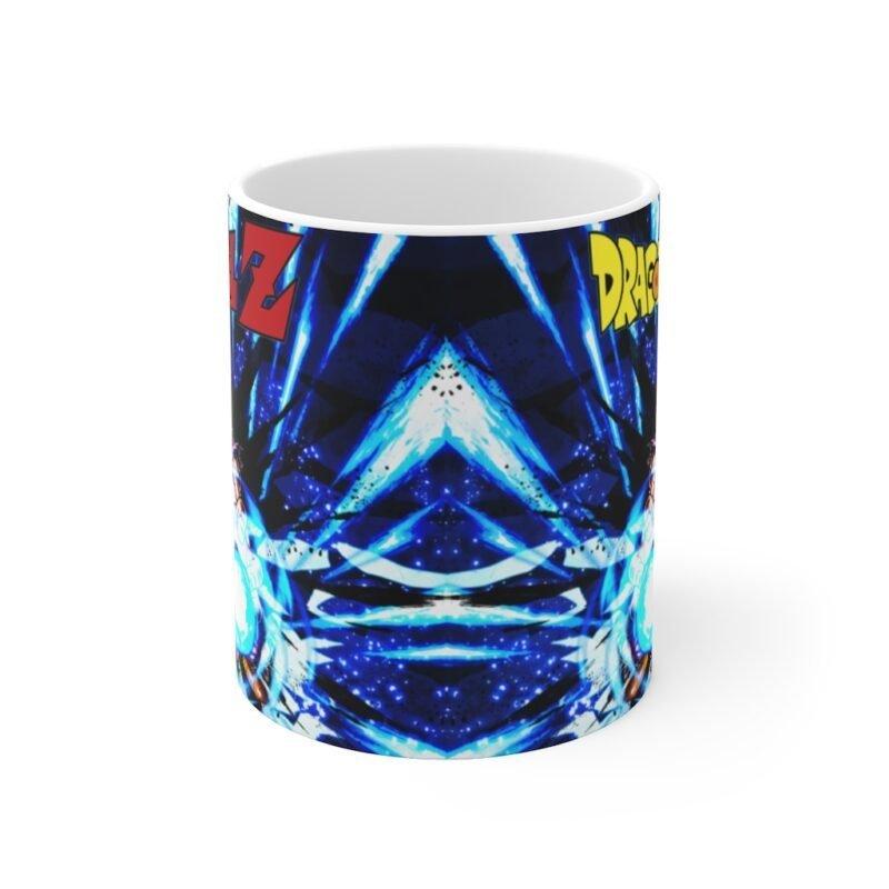 Dragon Ball Z Super Saiyan Gohan Attack Mode Ceramic Coffee Mug