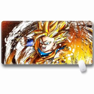 Dragon Ball FighterZ Son Goku SSJ2 Form Extended Mouse Pad