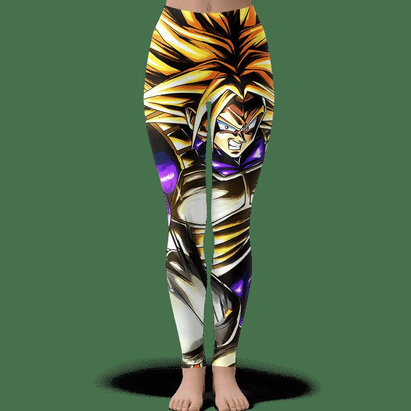 Dragon Ball Future Trunks Super Saiyan Rage Leggings
