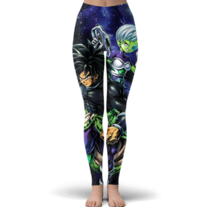 Dragon Ball Super Broly Cheelai All Over Print Yoga Pants