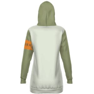 Dragon Ball Z Android 17 MIR Ranger Minimalist Hoodie Dress