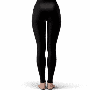 Dragon Ball Z Cell Supreme Inspired Dope Black Yoga Pants