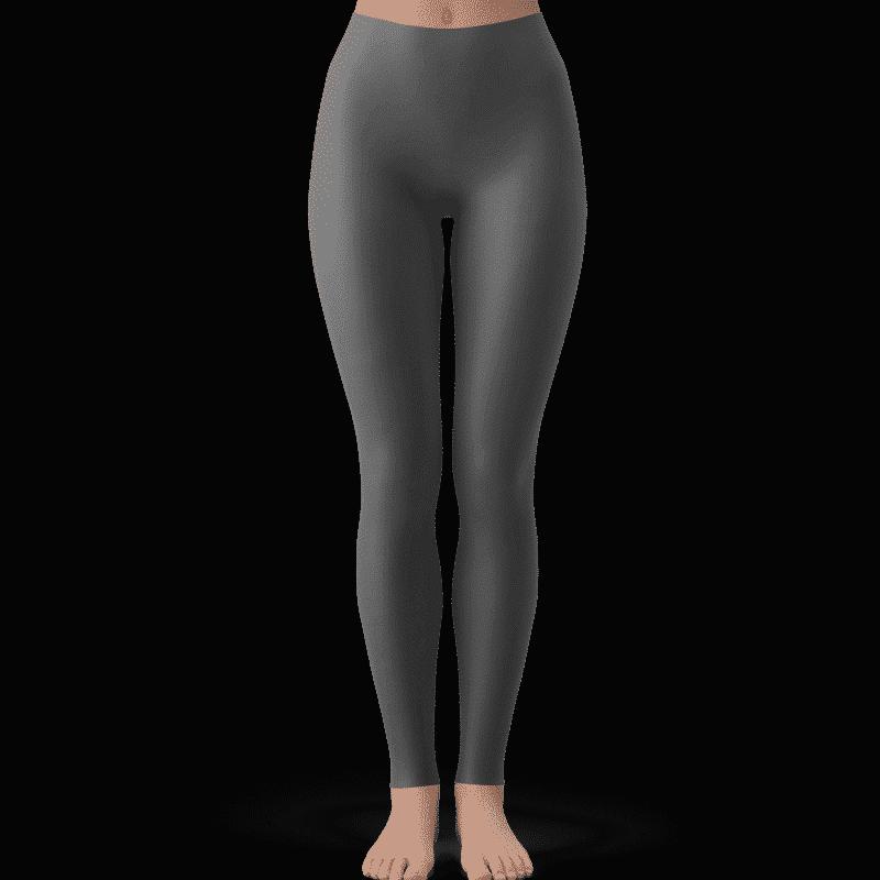Dragon Ball Z Ghost Gotenks Cute Awesome Gray Yoga Pants