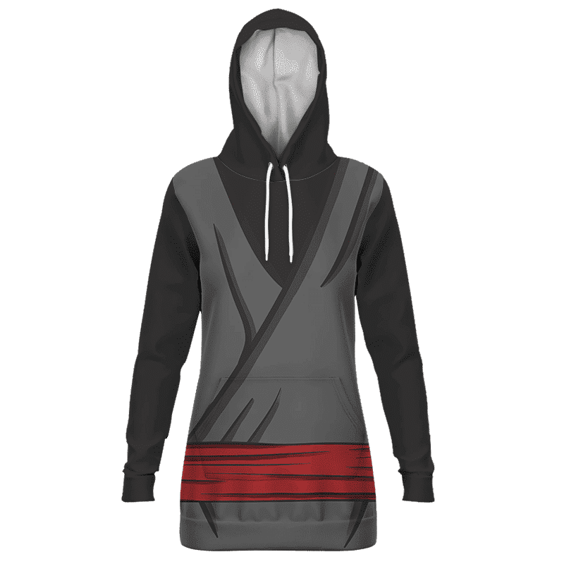 Dragon Ball Z Goku Black Cosplay Costume Pullover Hoodie Dress