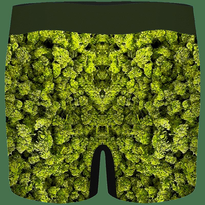 Marijuana Kush Nugs All Over Print Awesome Men's Underwear