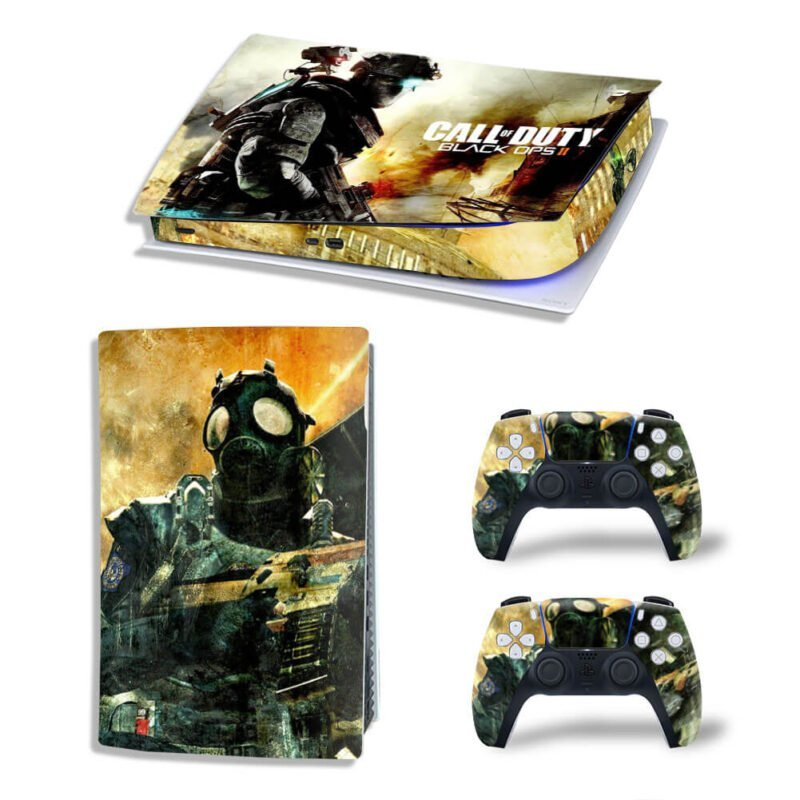 Call Of Duty Black Ops II War Zone PS5 Digital Console Skin