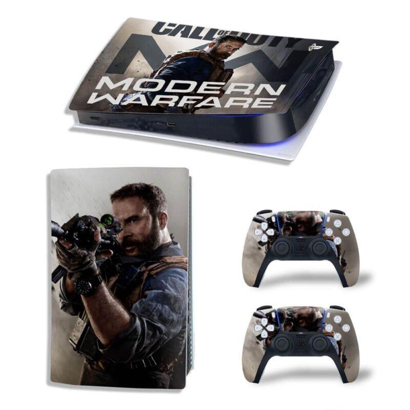 Call Of Duty Modern Warfare Captain Price PS5 Digital Skin